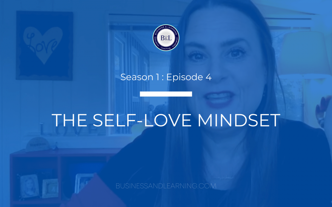 The Self-Love Mindset with Tracey Lee Wallace :: Episode 4