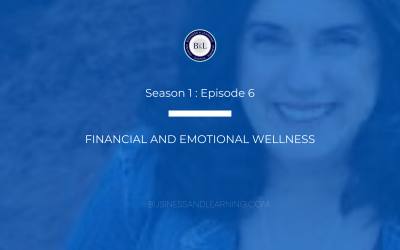 Financial and Emotional Wellness with Patty Gale :: Episode 6
